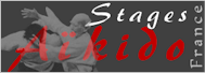 Stages Aikido France