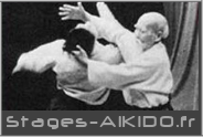 Calendar of courses organized in France Akido